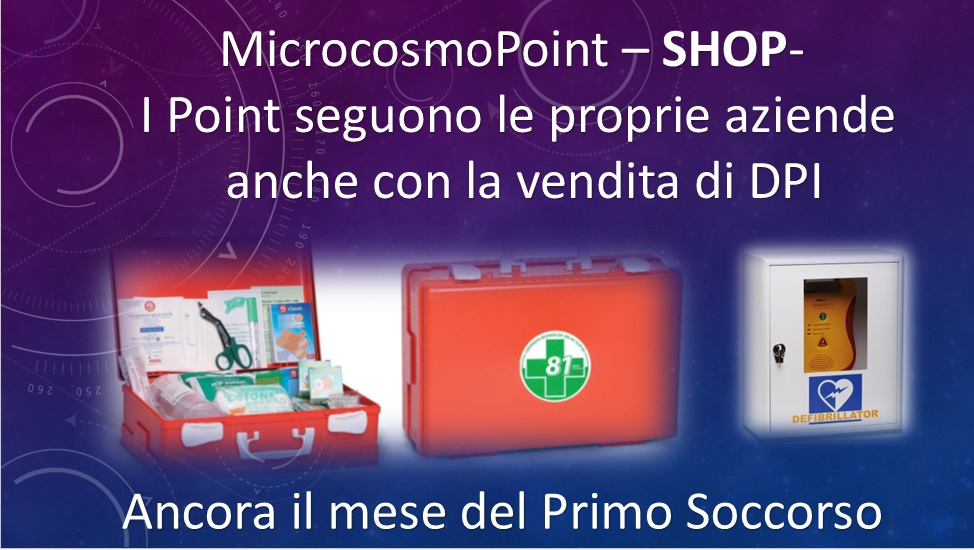 MicrocosmoPoint SHOP